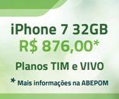 Promoção Julina: iPhone 7 nos planos TIM e VIVO