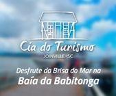 Cia do Turismo: Desfrute da brisa do mar na Baía de Babitonga