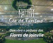 Cia do Turismo: Descubra os perfumes das flores de Joinville