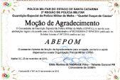 ABEPOM recebe homenagem da Gmfa