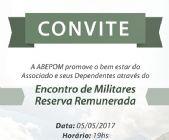 Convite: Encontro RR SMO
