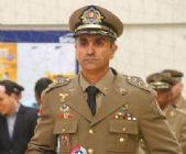 Vice-Presidente da ABEPOM assume comando do 16º BPM