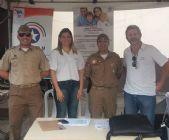 CliniPOM participa da 1ª NIGHT RUN 1º Batalhão de Polícia Militar