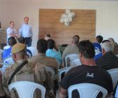 CliniPOM Lages realiza Saúde do Militar em Curitibanos