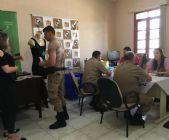 CliniPOM Blumenau realiza primeiro evento Saúde do Militar em Gaspar
