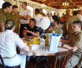 Serviço Social da CliniPOM Chapecó realiza evento Saúde do Militar