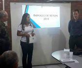 CliniPOM Chapecó realiza atividade para sanar duvidas em relação ao IR 2018