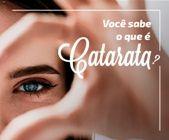 Você sabe o que é Catarata?
