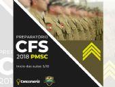 Preparatório para o CFS-2018 da PMSC