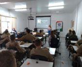 CliniPOM Joaçaba realiza evento Saúde do Militar