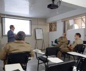 Diretor e equipe da DSPS visitam HPM