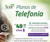 Planos de telefonia - 1Cel