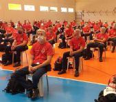 Assistentes Sociais apresentam ABEPOM para os novos Bombeiros