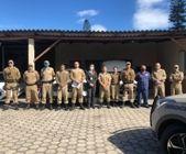 Divulgação dos serviços ABEPOM em Imbituba - Novembro Azul