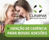 CLINIPAM: Isenção de carência para novas adesões até 10/01/2021